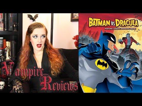 Vampire Reviews: The Batman vs. Dracula