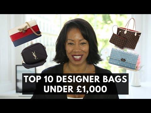 Best Designer Bags Under £1000   Time With Natalie