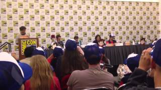 The Pines Family Goes To Comic Con - Gravity Falls SDCC 2013