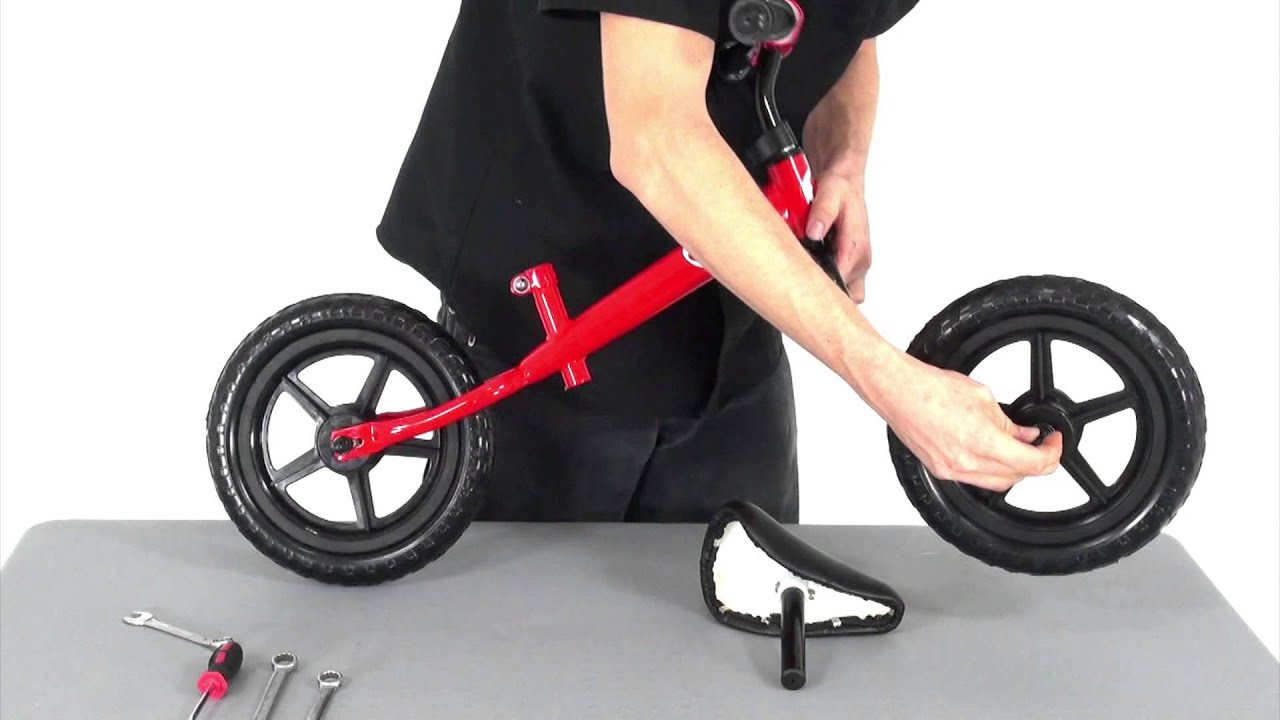 4b59564f8e3 Balance Bike Assembly - YouTube