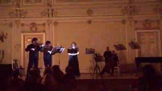 Arvo Pärt: Es Sang Vor Langen Jahren. Evtodieva/Shulyakovskiy/Dogadin