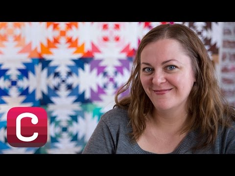 Meet Heather Jones: Modern Quilter and Designer | Creativebug