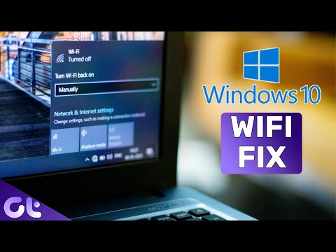 How To Fix WiFi Connection Problems In Windows 10 Easily | Guiding Tech