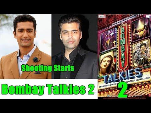 Bombay Talkies 2 Shooting Starts