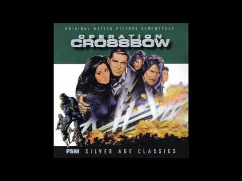 Operation Crossbow | Soundtrack Suite (Ron Goodwin)