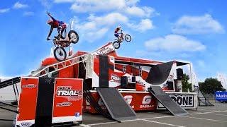 Spectacle Acrobaties Moto Trial - URBAN TRIAL SHOW(Un spectacle moto adapté à vos besoins quel que soit l'évènement, UrbanTrialshow est la seule société professionnelle d'acrobaties - show moto trial en ..., 2015-07-22T16:26:48.000Z)
