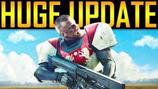 Gambar cover Destiny 2 - THE HUGE UPDATE VIDEO!