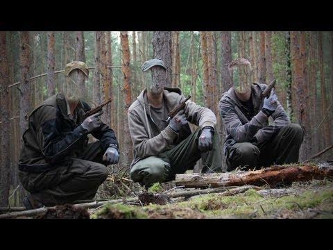 WWII Relic Hunting on the Eastern Front - P38 Luger P08 Sauer 38H (HD)