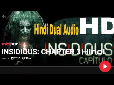 How To Download Insidious Chapter 3For Free