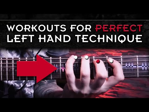 Finger Exercises You Should Do Every Day! | Beginner & Advanced Workout