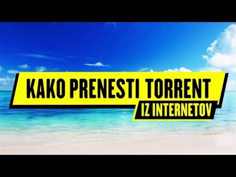 PIRATSKI VODIČ: KAKO PRENESTI FILM IZ INTERNETA [Partis.si]