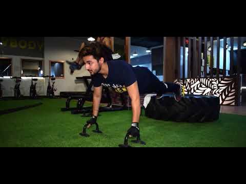 Gravity Health Club - Kamla Nagar: Walk-through Video