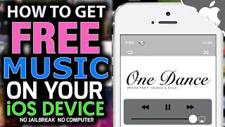 Video DOWNLOAD MUSIC for FREE on your iOS DEVICE! (NO JAILBREAK) (NO COMPUTER) iPhone iPad iPod Touch download MP3, 3GP, MP4, WEBM, AVI, FLV Januari 2018