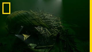 New Animations Reveal Details of Cursed Warship | National Geographic