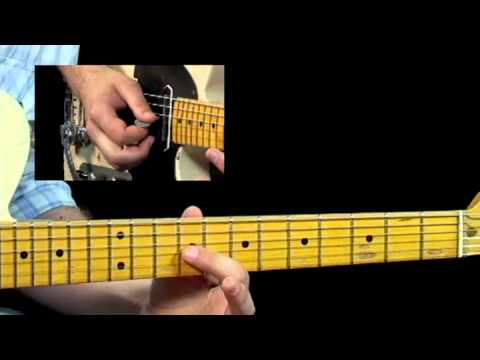 50 Rockabilly Licks - #3 Happy Trails - Guitar Lessons - Jason Loughlin