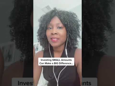 Investing SMALL Amounts Can Make a BIG Difference | Investing for Beginners with Little Money