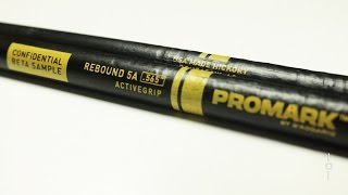 PROMARK NEW ACTIVE GRIP STICKS