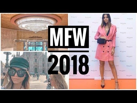 La mia prima MILAN FASHION WEEK 2018 - Nuova Collezione by Selena Milano