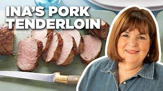 Ina Garten's Famous Herb-Marinated Pork Tenderloins | Barefoot Contessa | Food Network