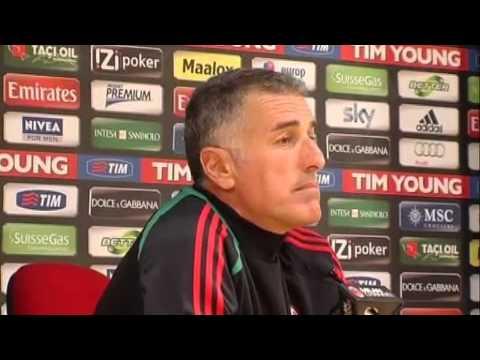 VIDEO Tassotti: |'Conosco Allegri, è uno dei migliori'