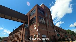 Welcome back to The Butler Museum!