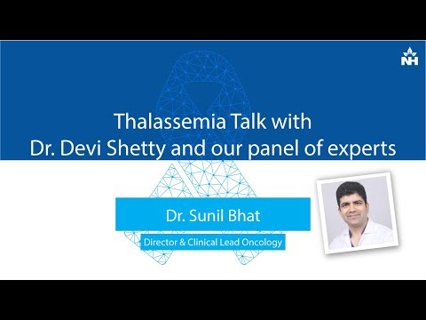 #NHDialogues on Thalassemia with Dr. Devi Shetty and our panel of experts