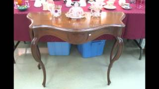 Rob Sage Country Antique Auctions Pottageville Aug25-2012