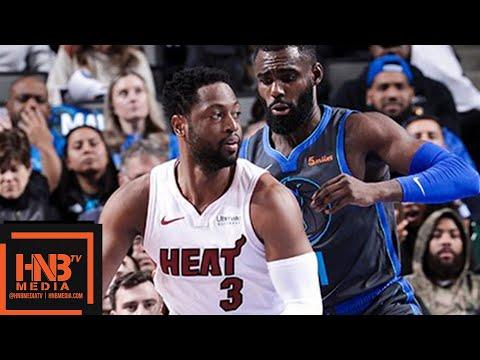 Dallas Mavericks vs Miami Heat Full Game Highlights | 02/13/2019 NBA Season