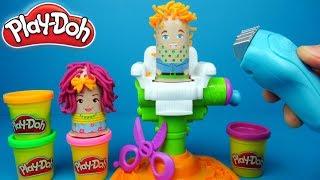 Play Doh Buzz 'n Cut kapper spelen