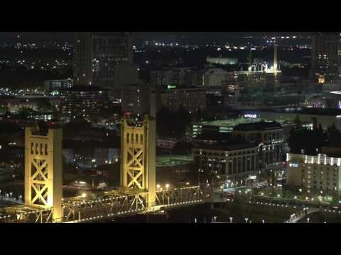 DJI X5R 4K RAW Night Footage