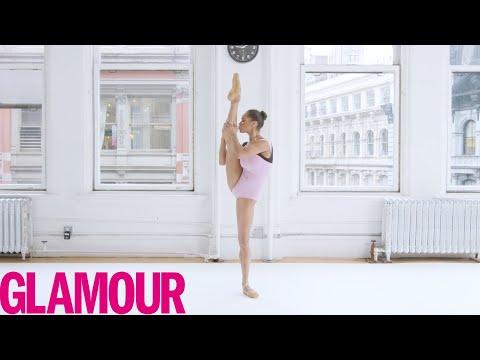 Misty Copeland's Ballerina Beauty Hacks | Glamour