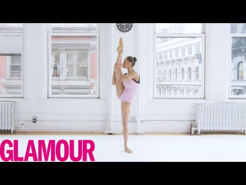 Misty Copeland's Ballerina Beauty Hacks | Glamour