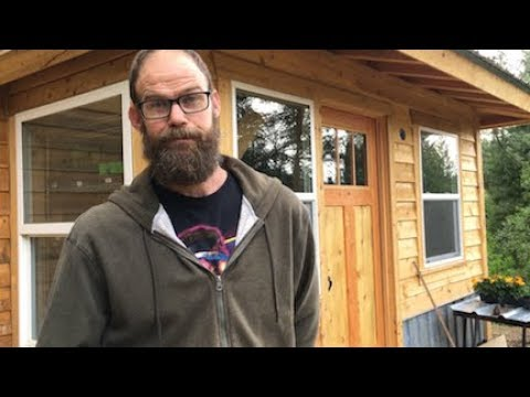 Download Youtube: Mountain Dream Home -- Timber Frame Mudroom (Porch) Gets Finished