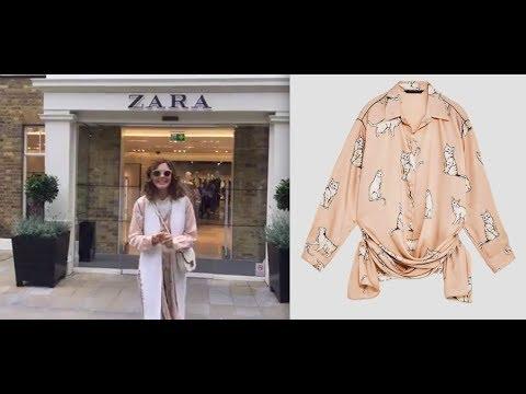 Free Fall Friday - New Season Zara Shop Up | TRINNY