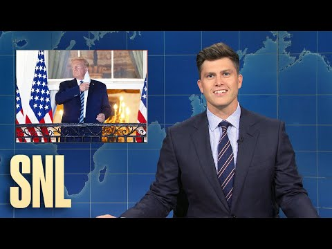 Weekend Update: Trump Leaves the Hospital – SNL