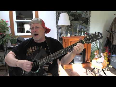 1165 - Along Came Jones - Coasters cover with chords and lyrics