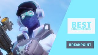 Best Combos | Breakpoint | Fortnite Skin Review |