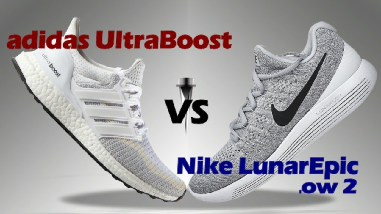 ultra boost vs epic react
