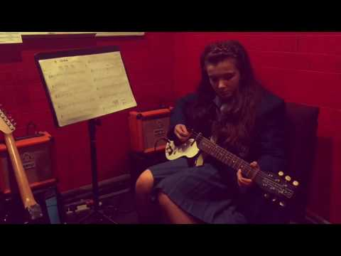 Chelsea - Love Me Do - Learn Guitar in Belfast
