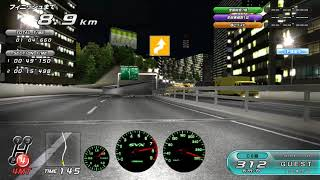 (830hp SVX) Wangan Midnight Maximum Tune 5 C1 Outward
