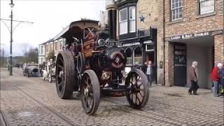 Great War Steam Fair.  Beamish 2018 Part 1