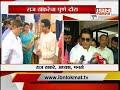 Raj Thackeray on Blue Print Presentation