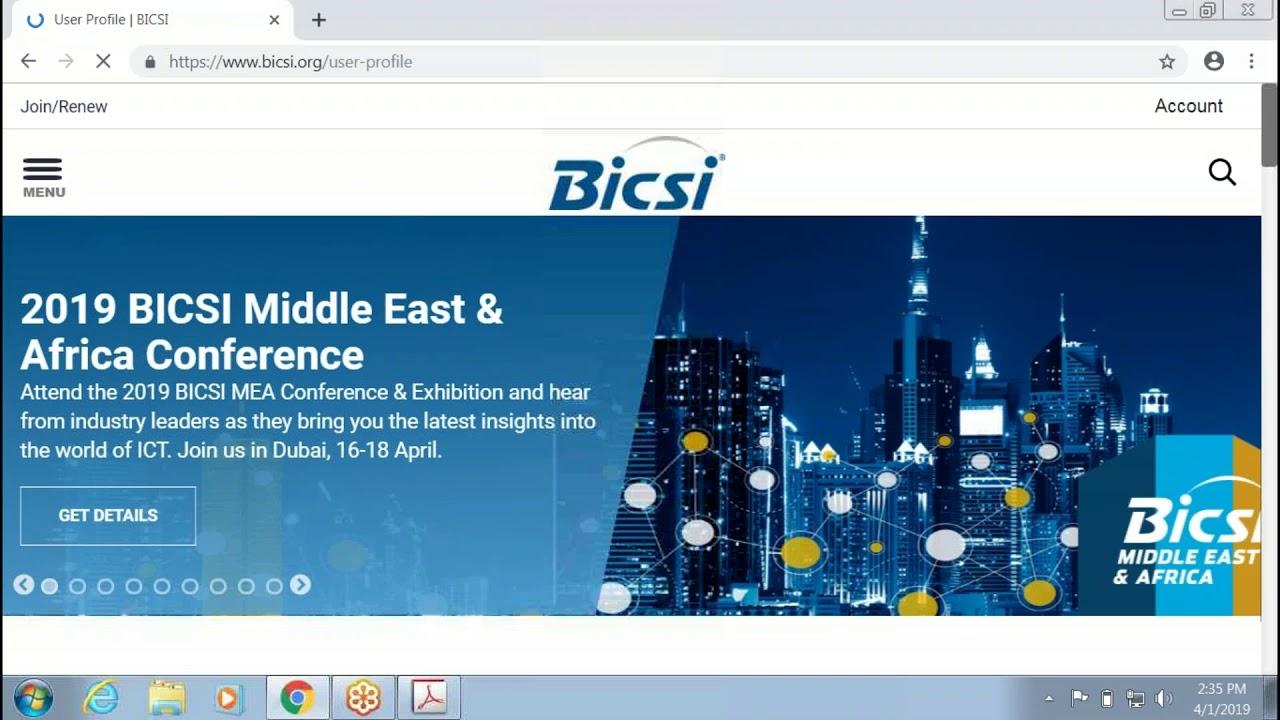 CEC Information | BICSI