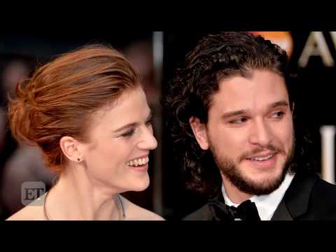 'Game of Thrones' Star Rose Leslie Flashes Engagement Ring From Kit Harrington!
