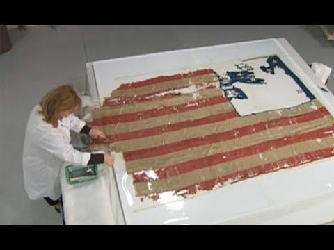 Restoration Of Iowa's Civil War Battle Flags