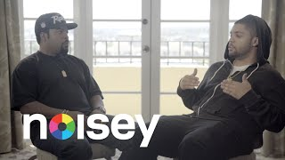 Ice Cube x O'Shea Jackson Jr. - Back & Forth with NWA