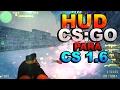 HUD DEL CS:GO PARA CS 1.6 | Mods del CS:GO para CS1.6