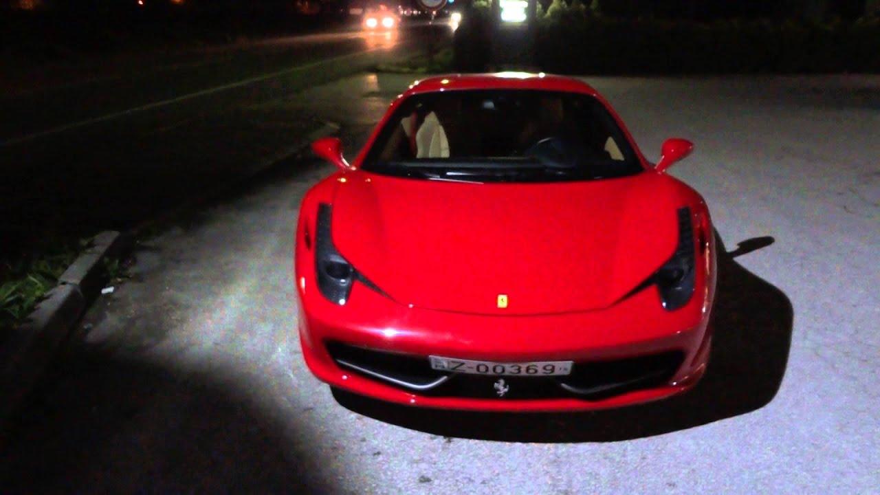 Ferrari 458 italia 2016