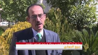 القوات العراقية تواصل معركتها ضد تنظيم الدولة