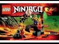 LEGO 70753 Lava Falls Instructions LEGO NINJAGO 2015